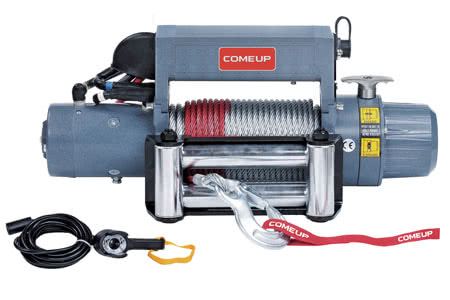COME.UP WINCH DV-9i 12V/24V