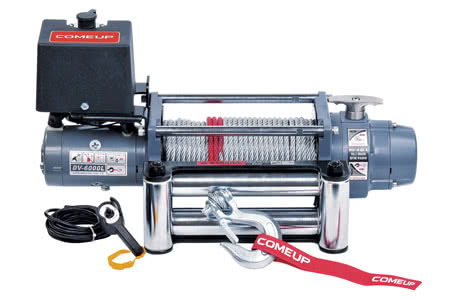 COME.UP WINCH DV-6000L 12V